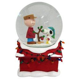 ジーニー (アラジン&ジャスミン) オルゴール スヌーピー Department 56 スノードーム型オルゴール スヌーピー&チャリー・ブラウン -Charlie Brown Christmas Musical Water Globe-