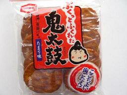 せんべい 亀田製菓 鬼太鼓たまり味 12入 鬼太鼓 たまり味