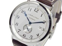 カーキ 腕時計(メンズ) ハミルトン HAMILTON カーキ KHAKI 自動巻き メンズ 腕時計 H78465553
