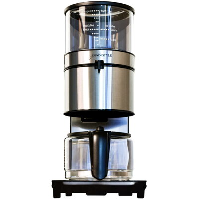 デバイスタイル deviceSTYLE PCA-10X コーヒーメーカー Brunopasso(ブルーノパッソ) PCA10X