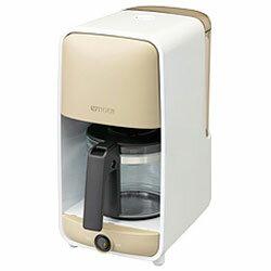 タイガー タイガー魔法瓶 TIGER ADC-B060-WG(グレージュホワイト) コーヒーメーカー ADCB060WG