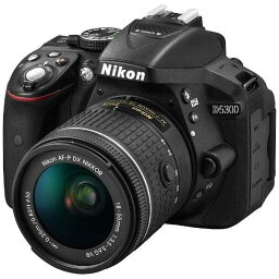 nikon 【あす楽対応_関東】 ニコンD5300 AF-P 18-55 VR キット2416万画素 デジタル一眼レフカメラ