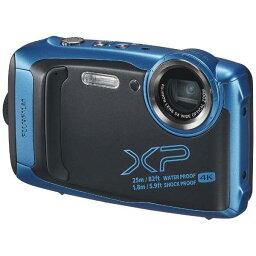 FinePix 富士フィルム(FUJIFILM)FinePix XP140 スカイブルー1,635万画素デジタルカメラ【あす楽対応_関東】