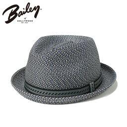 ベイリー  ベイリー 麦わら帽子 中折れハット マネス ネイビー BAILEY 帽子 メンズ レディース || 中折れ帽 リゾート 海 サマーハット 中折れ ブランド レディース帽子 メンズ帽子 中折れ帽子 おしゃれ 夏 麦わら ストローハット ハット