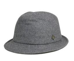 グーリン ブラザーズ グーリンブラザーズ(Goorin Brothers)ハット ハック グレー 帽子 HAT HUCK GRAY [中折れ ハット メンズ 帽子 ハット]【返品・交換対象外】