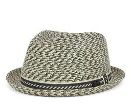 ベイリー  ベイリー(Bailey Hats)ハット ナチュラルマルチ HAT MANNES NATURAL MULTI [麦わら帽子 ストローハット メンズ]【RV-1】
