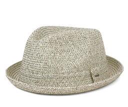 ベイリー  ベイリー(Bailey Hats)ハット バーチ 中折れ ストローハット 帽子 HAT BILLY BIRCH [麦わら帽子 ストローハット メンズ]