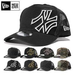 ニューエラ ニューエラ キャップ メッシュキャップ ヤンキース ドジャース Dフレーム ダメージ加工 NEWERA 帽子 メンズ メッシュ NEW ERA ニューエラメッシュキャップ ニューエラキャップ||迷彩 ベースボールキャップ ブランド