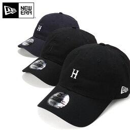 6d24528d31c7 ニューエラ 帽子(メンズ) オンスポッツ別注 ニューエラ キャップ サイズ調整 9TWENTY H MINI LOGO