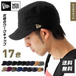 10017ad05268 ニューエラ 帽子(メンズ) ニューエラ ワークキャップ WM-01 帽子 メンズ レディース ミリタリーキャップ