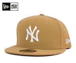 ニューエラ 帽子(メンズ) ニューエラ キャップ 59FIFTY MLB ニューヨークヤンキース ウィート m01-mctny 11308532 NEW ERA 帽子 メンズ レディース
