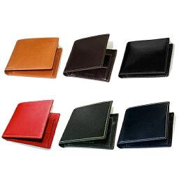 ホワイトハウスコックス 二つ折り財布(メンズ) ホワイトハウスコックス 財布 二つ折り S7532 Whitehouse Cox COIN WALLET 6color