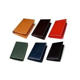 ホワイトハウスコックス ホワイトハウスコックス 名刺入れ S7412 Whitehouse Cox NAME CARD CASE 6color