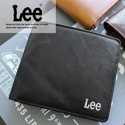 リー Lee BOOK型二つ折り財布 財布 0520370