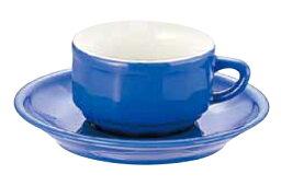 アピルコ アピルコ フローラ モカカップ&ソーサー(6客入) PTFL M FL ブルー【APILCO】【コーヒーカップ】【コーヒーコップ】【ティーカップ】【ティーコップ】【紅茶カップ】【業務用】