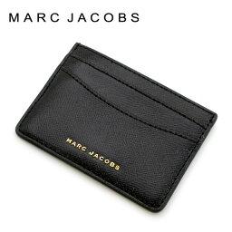 マーク ジェイコブス マークジェイコブス MARC JACOBS カードケース・名刺入れ SAFFIANO COLORBLOCKED SLGS サフィアノ M0012049-592 BLACK(ブラック)