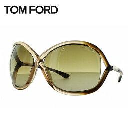 トムフォード トムフォード サングラス ホイットニー TOM FORD Whiney TF0009 74F 64サイズ (FT0009) バタフライ レディース 新品