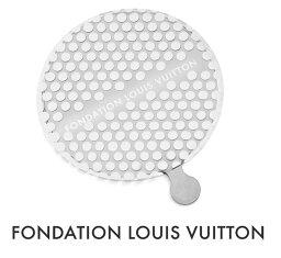 ルイ・ヴィトン 手鏡・ハンドミラー パリ限定!LOUIS VUITTON/ルイヴィトン美術館/ポケットミラー/手鏡/FONDATION LOUIS VUITTON