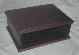 72弁オルゴール 50弁/72弁用 共鳴箱 響鳴箱 濃い茶色 特別価格 (内部空洞)オルゴール用 プレゼント