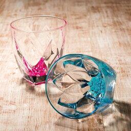Home&Table ペアグラス ニンフェア 【RCR Home&Table】 ルクシオンガラス/BOXギフト/ブライダル/お祝い/贈り物/ガラス/記念日/イタリア製