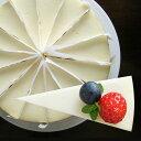 ニューヨークチーズケーキ ニューヨークチーズケーキ プレーン 直径20cm 送料無料 アメリカ産 冷凍 カット済み