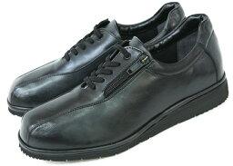ハッシュパピー ハッシュパピー 靴 レディースHush Puppies/ハッシュパピー レディース 大塚製靴L-3203 レディース レースアップシューズ(サイドファスナー付)婦人(レディス)靴/大塚製靴,オーツカ,otsuka/ハッシュパピー(Hush Puppies)/カジュアル/サイドファスナー