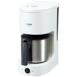 タイガー 【新品/取寄品】タイガー コーヒーメーカー ACC-S060-W [ホワイト]