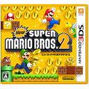 New スーパーマリオブラザーズ2 【新品/在庫あり】[3DSソフト] New スーパーマリオブラザーズ2 [CTR-P-ABEJ]