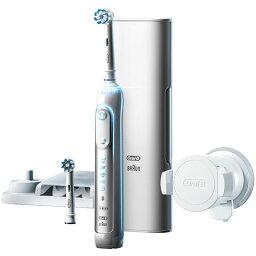 オーラルB 【新品/取寄品】ブラウン 充電式電動歯ブラシ オーラルB ジーニアス9000 D7015256XCTWH [ホワイト]
