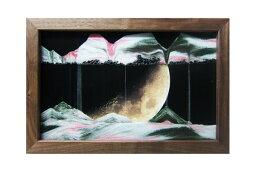 サンド ピクチャー サンドピクチャー『ムーンライト』W4(S)サイズ[特記事項:限定2999個]