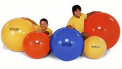 バランスボール 【Wアクションポンププレゼント】バランスボール 65cm イタリア レードラプラスチック社製 ギムニク 送料無料 65B 青