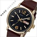 マークジェイコブス 腕時計(メンズ) マークバイマークジェイコブス 時計[MARCBYMARCJACOBS 時計]マーク バイ マーク ジェイコブス 腕時計[MARC BY MARC JACOBS 腕時計] ファーガス Fergus メンズ/ダークグリーン MBM5077 [人気/新作/ブランド/革/レザー ベルト/ギフト/プレゼント/ブラウン/ゴールド][送料無料]