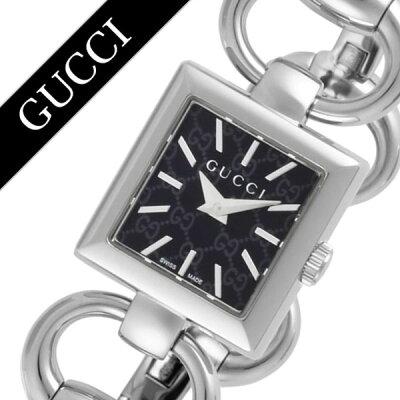 acfb3e125cbc グッチ腕時計 GUCCI時計 GUCCI 腕時計 グッチ 時計 トルナヴォーニレディース ブラック YA120513 [新作