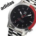 アディダス 腕時計(レディース) アディダス オリジナルス 腕時計 adidas Originals 時計 アディダス時計 サイファーエム1 Cypher_M1 メンズ レディース 男性 女性 ブラック Z03-2958-00 人気 お洒落 ブランド レッド ラウンド シンプル カジュアル スポーツ ウォッチ ギフト プレゼント 送料無料