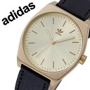 アディダス 腕時計(レディース) アディダス オリジナルス 腕時計 adidas Originals 時計 アディダス時計 プロセスエル1 PROCESS_L1 メンズ レディース 男性 女性 ゴールド Z05-510-00 人気 おしゃれ ブランド ラウンド 革 シンプル アナログ カジュアル スポーツ ウォッチ ギフト プレゼント 送料無料
