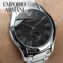 エンポリオ・アルマーニ 腕時計(メンズ) エンポリオアルマーニ 腕時計 EMPORIOARMANI 時計 エンポリオ アルマーニ 時計 EMPORIO ARMANI 腕時計 バレンテ VALENTE メンズ 男性 向け ブラック 黒 AR11086 おすすめ 人気 ブランド エンポリ EA メタル ベルト ビジネス プレゼント ギフト 送料無料