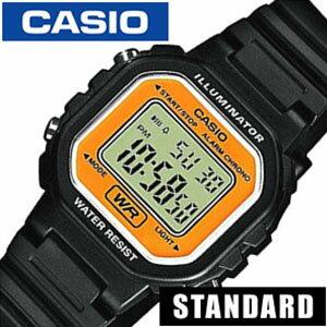 カシオ スタンダード腕時計 CASIO STANDARD CASIO 腕時計 カシオ 時計 スクエア スタイル デジタル ウォッチ DIGITAL レディース腕時計 LA-20WH-9A スポーツ 生活 防水