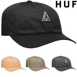 ハフ キャップ メンズ HUF ESSENTIALS TT CV HAT ハフ キャップ 帽子 ハット CAP