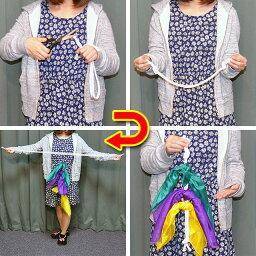 ロープ ◆マジック・手品◆ロープの復活と抜けるシルク(特上品)◆R7213