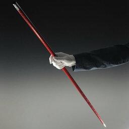 リング ◆マジック・手品◆アピアリングケーン SS(赤)◆Q5222