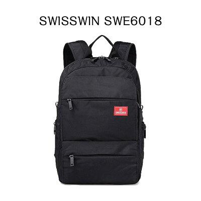 dadf221e13 【送料無料】 SWISSWIN スイスウィン リュック SWE6018☆多機能 バックパック 人気 リュック