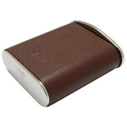 タスカ PEARL クルミ革巻き ブラウン タスカ携帯灰皿 日本製