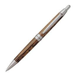 ピュアモルト PURE MALT ピュアモルト ボールペン 【ダークブラウン】 三菱鉛筆 SS-1025.22 【取り寄せ商品】