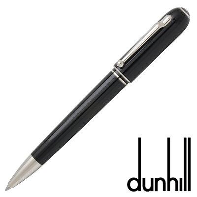 【ボールペン 名入れ】ダンヒル ボールペン サイドカー NUW2113 ブラックレジン【 プレゼント ギフト 】【ペンハウス】 (44000)
