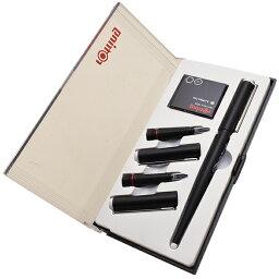 ロットリング ロットリング 万年筆 アートペン アートペンセット 「ブランド」「デザイン文具」【ROTRING】【 プレゼント ギフト 】【万年筆・ボールペンのペンハウス】 (8000)