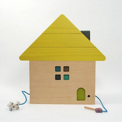 【ポイント12倍】tsumiki ツミキ /gg* ジジ / 木のおもちゃ / 出産祝い 誕生日 クリスマス プレゼント 子供 男の子 女の子 積木 積み木 つみき ブロック ハウス 家