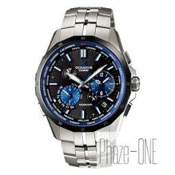 オシアナス 腕時計(メンズ) 新品 即日発送 CASIO カシオ オシアナス マンタ ソーラー 電波 時計 メンズ 腕時計 OCW-S2400E-1AJF