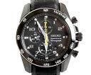 スポーチュラ 【送料無料】SEIKO セイコー メンズ腕時計 Sportura スポーチュラ クロノグラフ SNAE67P1 ブラック文字盤 メンズ 時計 【楽ギフ_包装】