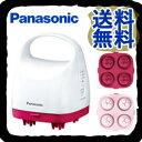 【送料無料】Panasonic パナソニック 頭皮エステ サロンタッチタイプ EH-HE99-RP ノーマルブラシ&かっさブラシ