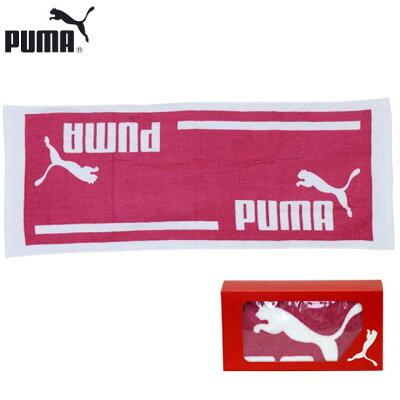 スポーツタオルB (90X35CM)【PUMA】プーマリクジョウグッズソノタ(869249-08)*46